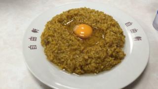 大阪難波の自由軒、名物カレーの味は・・・