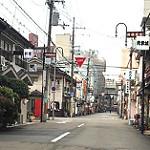 遊廓跡地を訪ねて 松島遊廓
