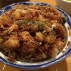 海老がたっぷりなかき揚げ丼が有名な 光村