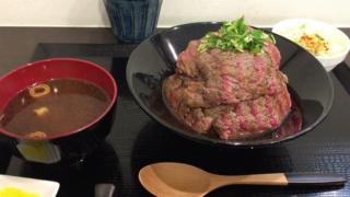 京都でステーキ丼、その名も「すてーき丼屋」へ行ってきました
