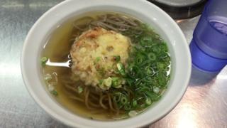 大阪 九条駅近くのダシが美味しい立ち食いうどん・そば店「大和庵」