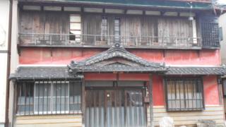 遊廓跡地を訪ねて 圓福荘