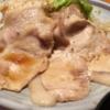 泰山で黒豚ロース生姜焼き定食