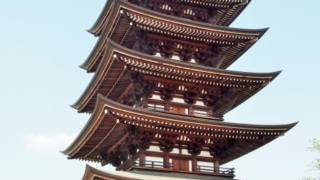 知ってた?日泰寺の「泰」はタイ国のタイだよ