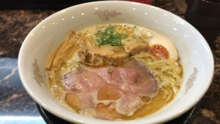なりたけ跡地の期待の新店「麺屋昇神 栄店」
