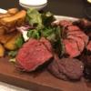 大阪天満で沖縄料理とステーキを食う「さぎり 天満南店」