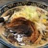 黒いスープに仕様変更?中村屋の味噌ラーメン