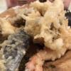 深夜0時に開店する堺魚市場の大行列の天ぷら店「大吉」