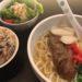 名古屋大須にある沖縄カフェでソーキそば
