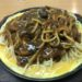 スパゲティハウス リトルジョンでインディアンスパゲティ